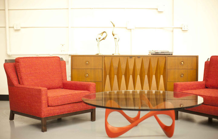 Vintage used furniture jewelry decor chairish for Danish modern la